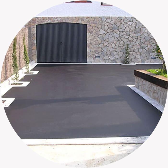 Pavimentos asfalticos Girona